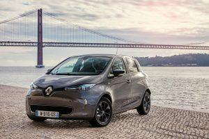 New Renault ZOE Z.E.