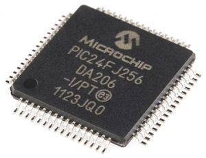 PIC24F Microcontroller (from Microchip)