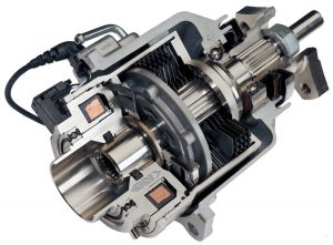 GKN Electro-Magnetic Control Device (EMCD)