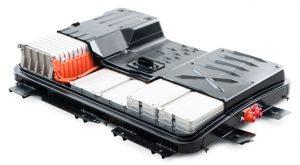 Nissan Leaf high voltage battery