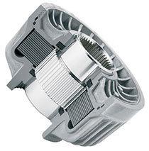 Visco-coupling device
