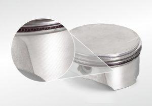 Kolbenschmidt Ferrocoat piston