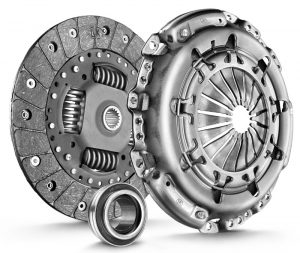 Single-plate dry clutch (LuK)
