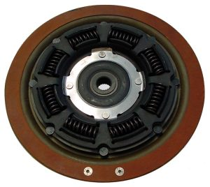 Torque converter - lock-up clutch