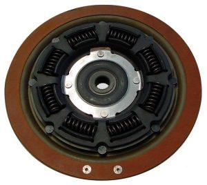 Torque converter - lock-up clutch