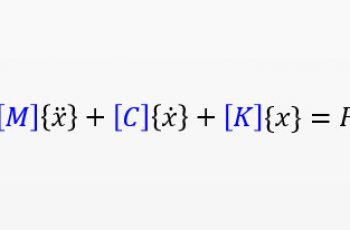 Dynamic system representation in matrix format