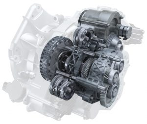 Getrag Hybrid Double Clutch Transmission
