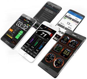 OBD diagnostic device - mobile
